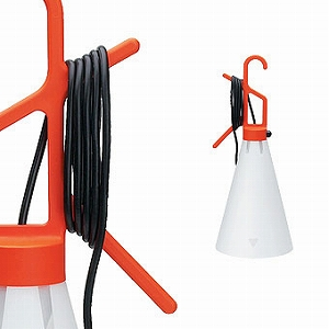 照明器具MAYDAY (メイデイ) オレンジ テーブルスタンド