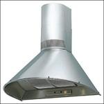 ヤマゼン ヤマゼン Cook Hoodle クックフードル マウンテン型フード 壁面取付タイプ RZ90/HL 定価\253,800
